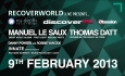 Tickets on sale now for Manuel Le Saux & Thomas Datt 2013 Party