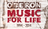 Oberon's 'Music For Life' out now on Discover Dark