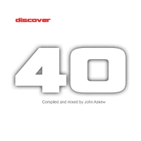 Discover 40 (Mixed by John Askew)