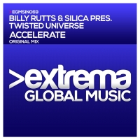 Accelerate (Billy Rutts & Silica Pres. Twisted Universe)